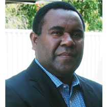 Moses Laman   Papua New Guinea Institute of Medical Research
