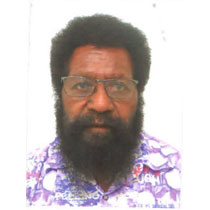 Mr Leo Makita   PNG Department of Health, Papua New Guinea