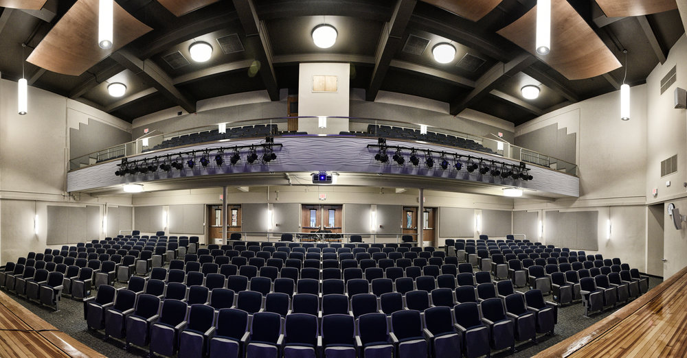 Morris Plains Borough School Auditorium