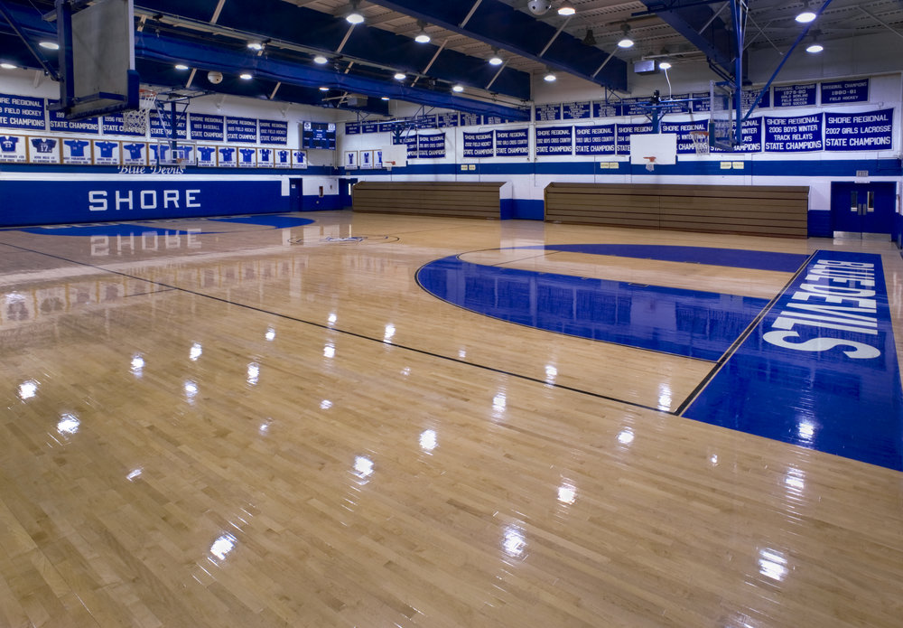 Shore Regional High School Gym