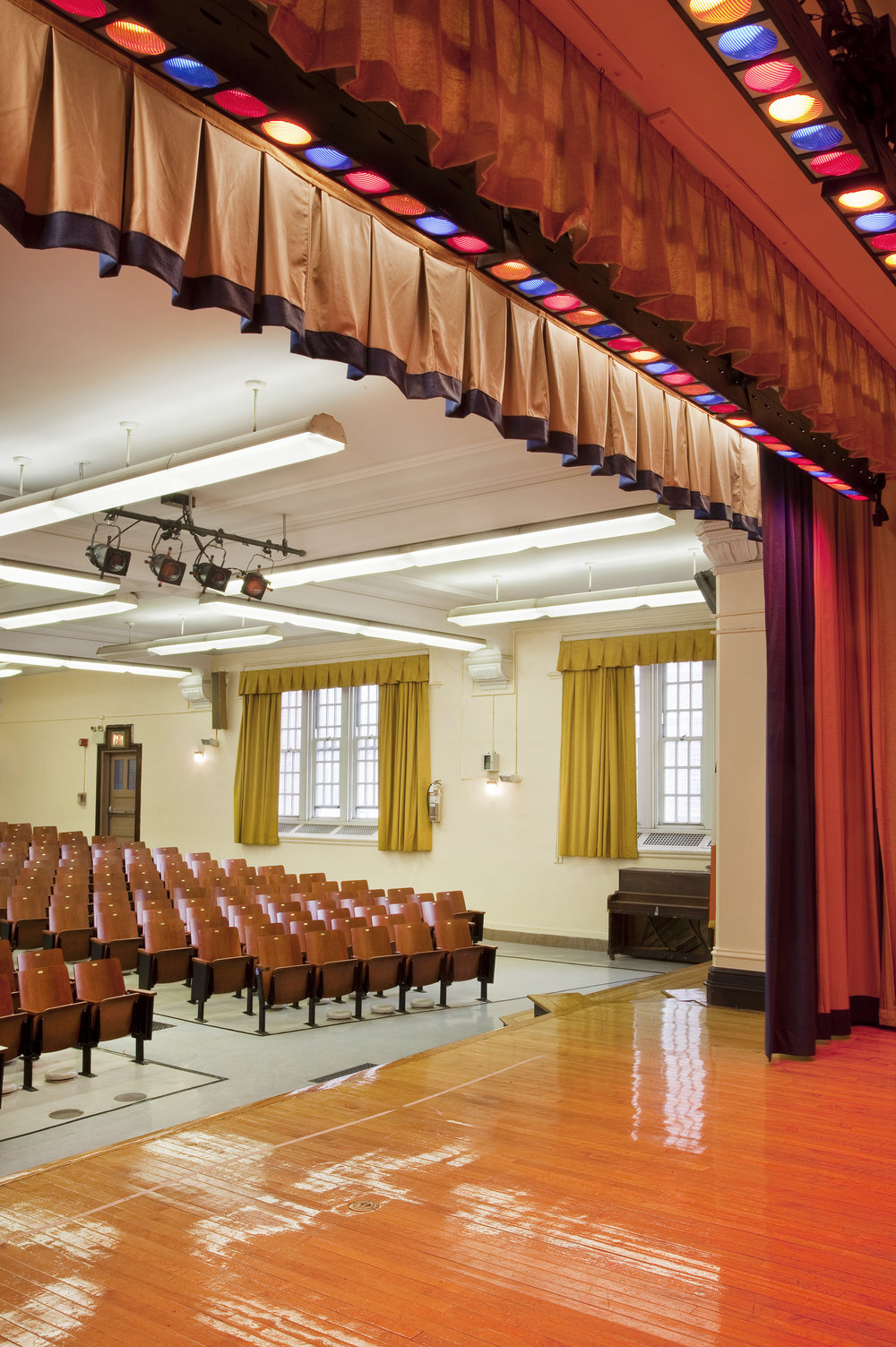 NYCSCA - PS 62X Auditorium