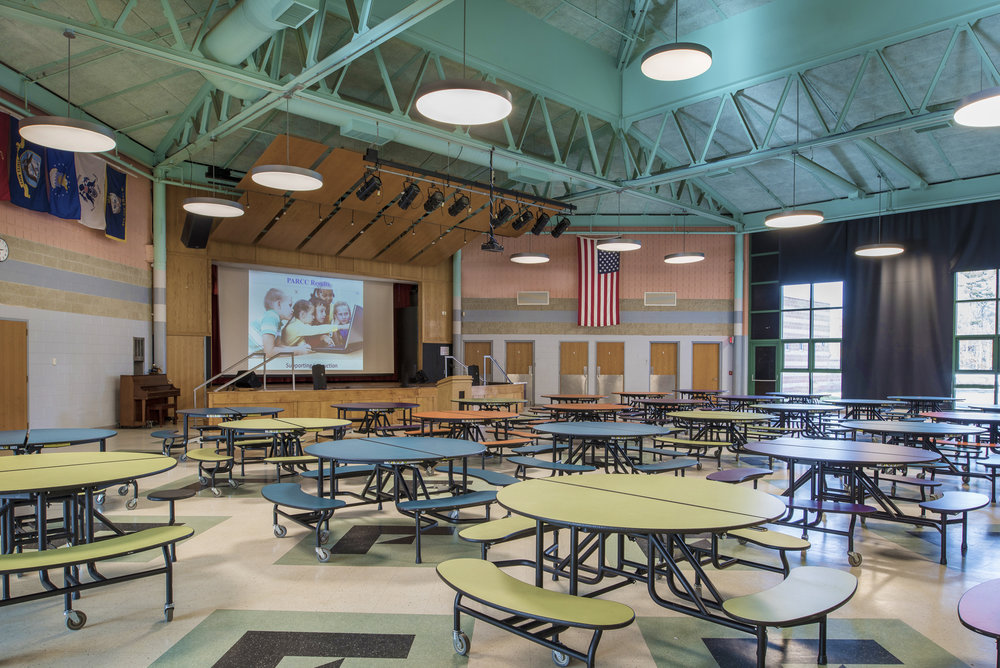 H.Ashton Marsh Elementary School Cafetorium