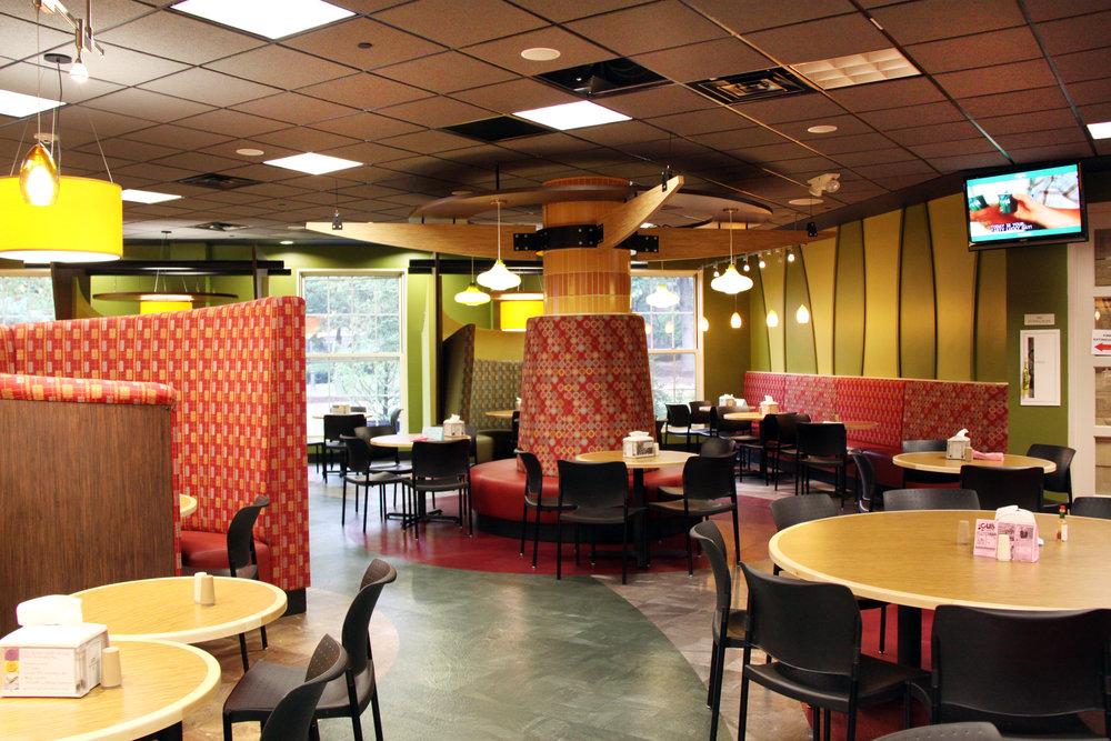 TCNJ Eickhoff Dining Hall Expansion
