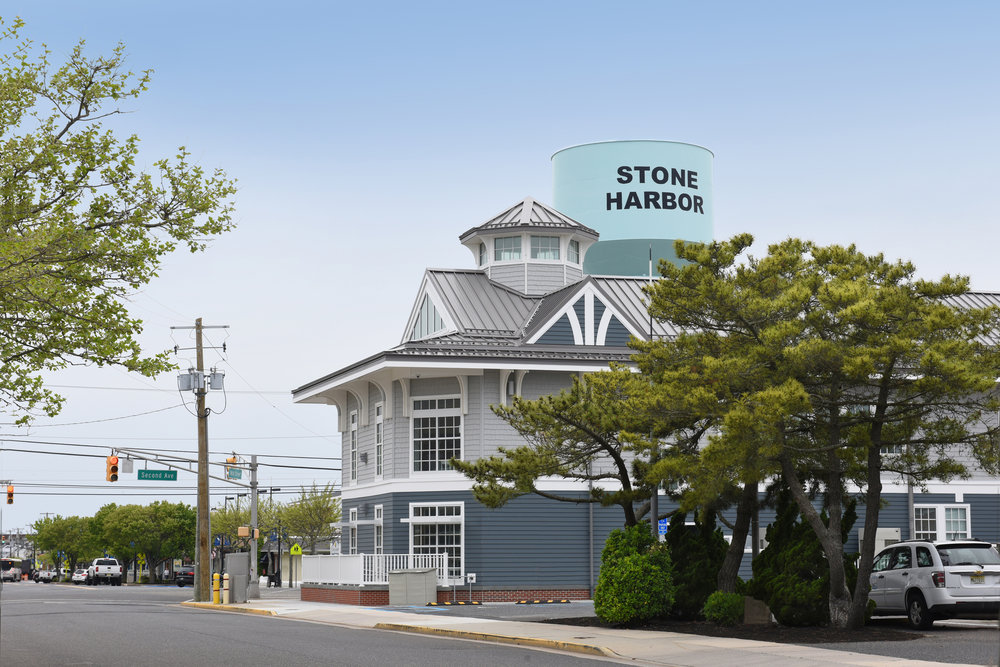New Stone Harbor Library