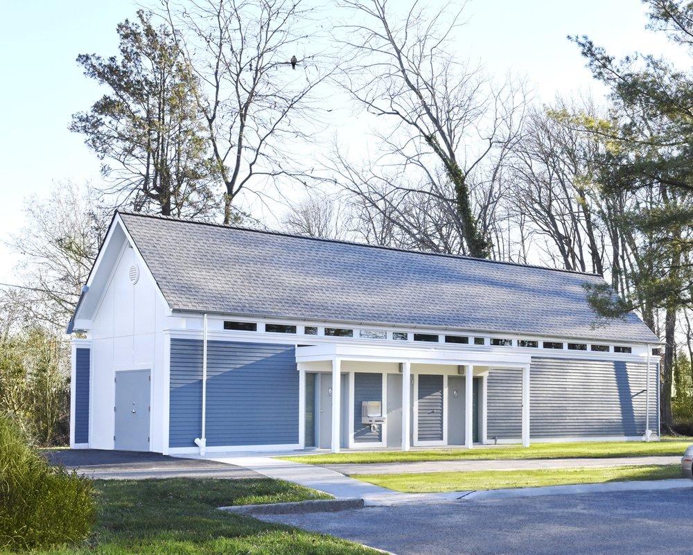 New Wolcott Park Comfort Station