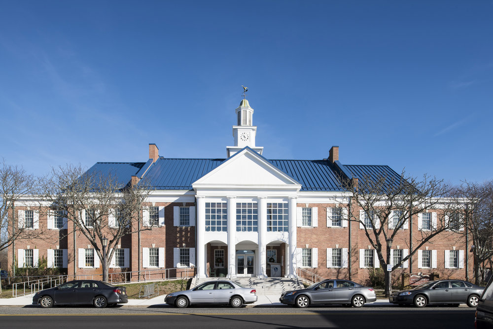 Cape May County Main Library