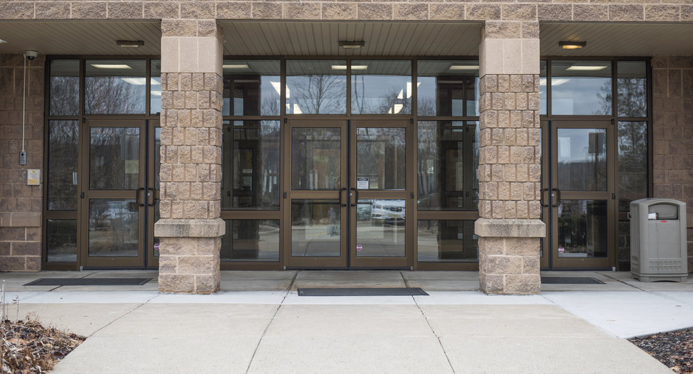 Great Meadows Board of Education Security Vestibules