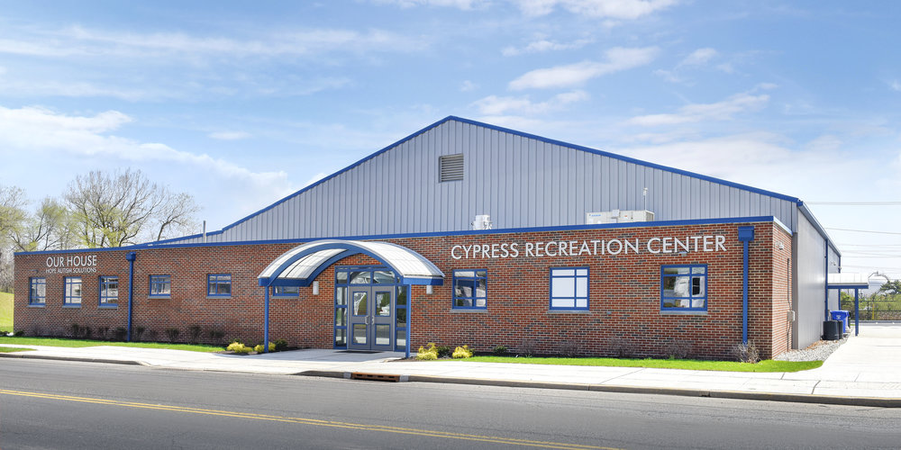 Cypress Recreation Center + Adult Day Care
