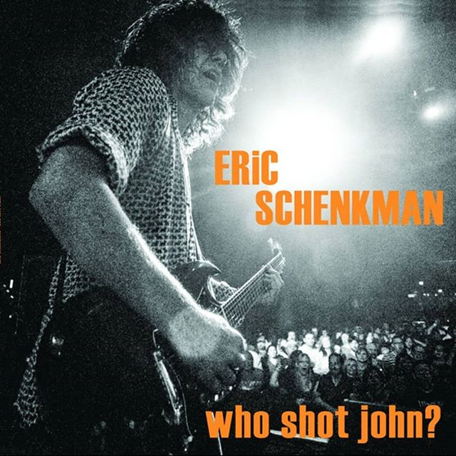 @ericschenkman's new album 'Who Shot John?' is out now! I had the pleasure of recording Eric's guitars and vocals for this. Check it out!! . . . #newrelease #newmusic #spindoctors #vizztonerecords #ericschenkman #recordingstudio #studiolife #recordingengineer #villasound