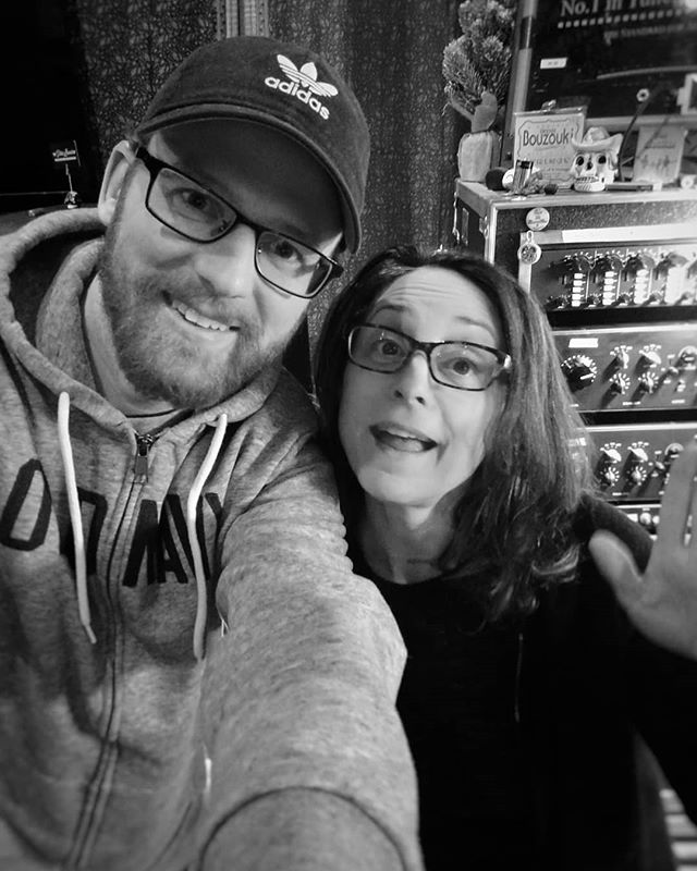 Just spent 12 wonderful and productive days in the studio with Nell Balaban and Tim Thorney. Lots of new music to come!  #brooklynny #collingwood #newmusic #studiolife #recordingstudio #recordingengineer #producer #mixer #villasound
