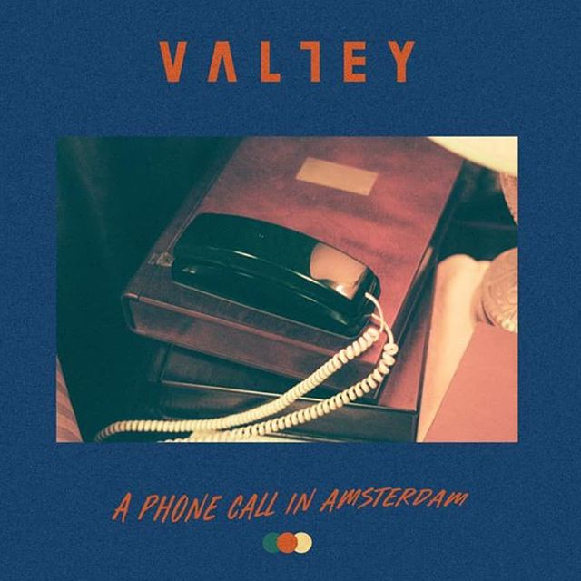 "@thisisvalley's new single ""A Phone Call In Amsterdam"" is out now! So happy to have been a part of this project. Check it out!! . . . #newmusic #releaseday #valley  #aphonecallinamsterdam #recordingengineer #recordingstudio #villasound"