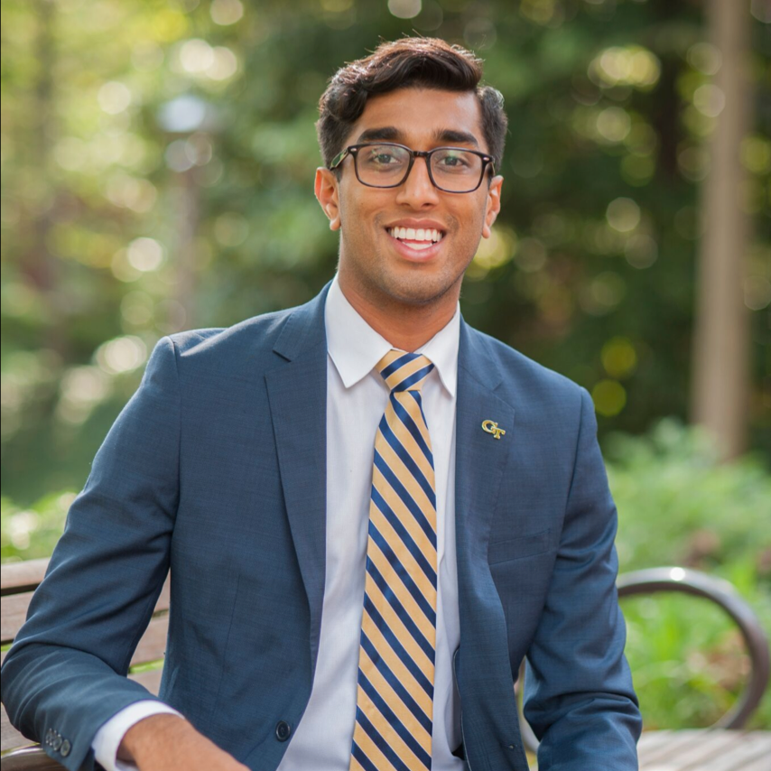 Sujay Peramanu, Georgia Tech