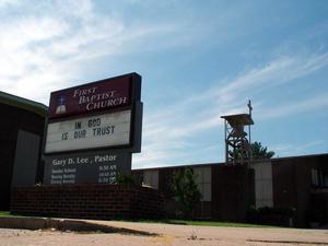 First Baptist Church Dewey