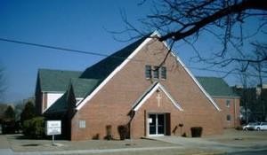 Greater First Baptist Church
