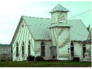 Osage Indian Baptist Church