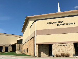 Highland Park Baptist Church  300 Washington Blvd. Bartlesville, Oklahoma  74006 Phone:  918.333.7340 Email:   office@highlandparkbaptist.net   Pastor:  Michael Scrivani
