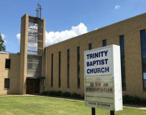 Trinity Baptist Church  1500 SW Oak Bartlesville, Oklahoma 74003 Phone: 918.336.6487 Email: eegordan@cityofbartlesville.org  Pastor: Ed Gordon