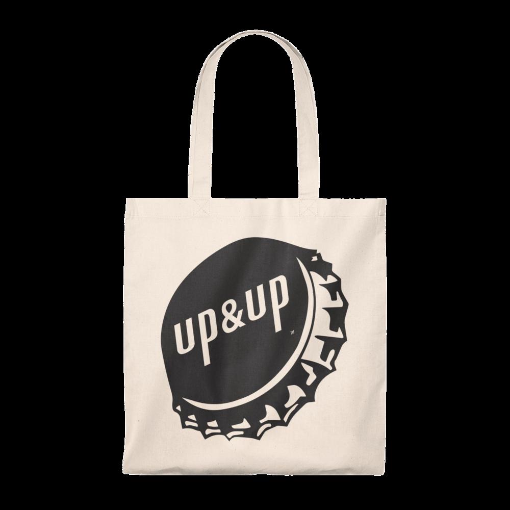 Up&Up Bottle Cap Tote - Black