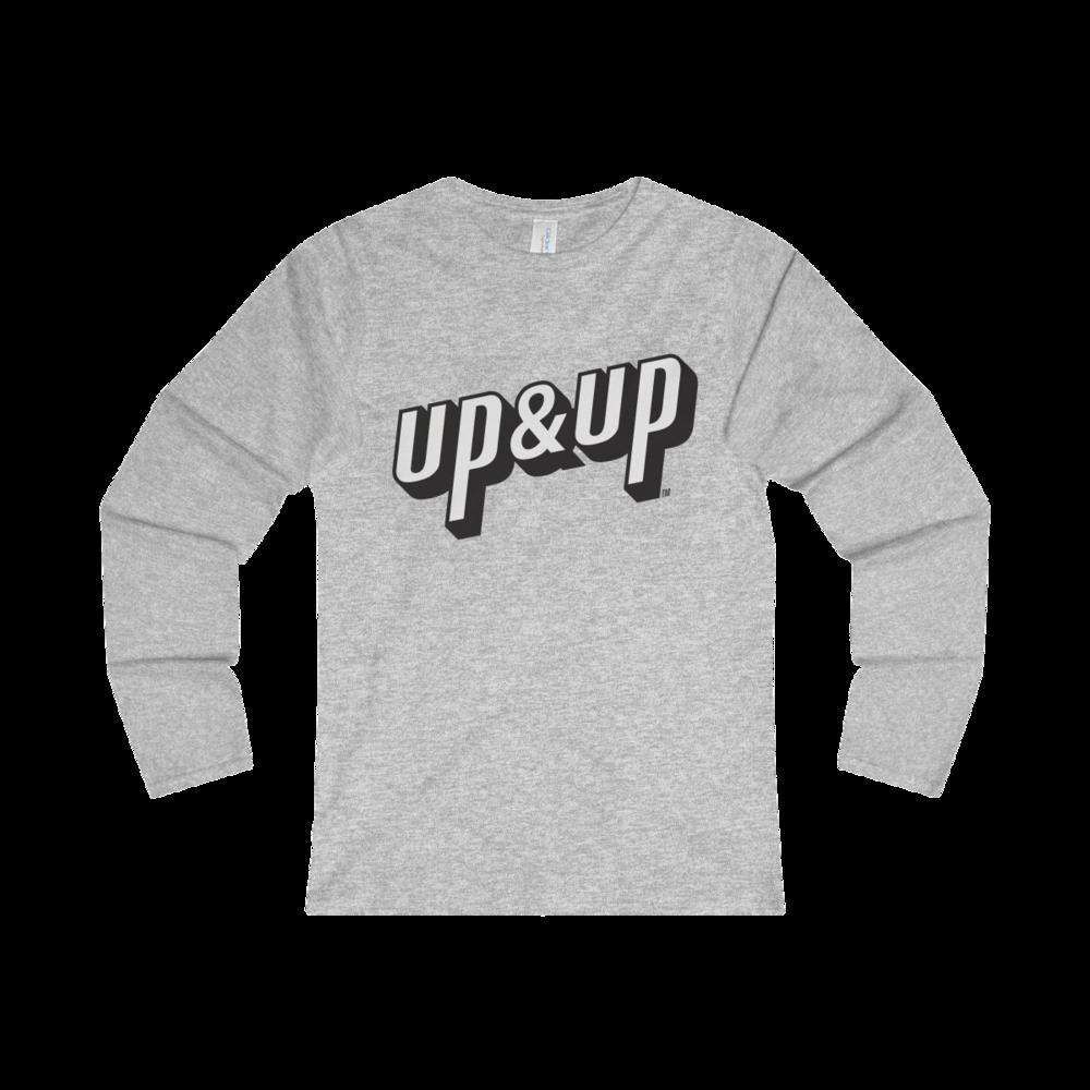 Up&Up Logo Women's Longsleeve T-Shirt
