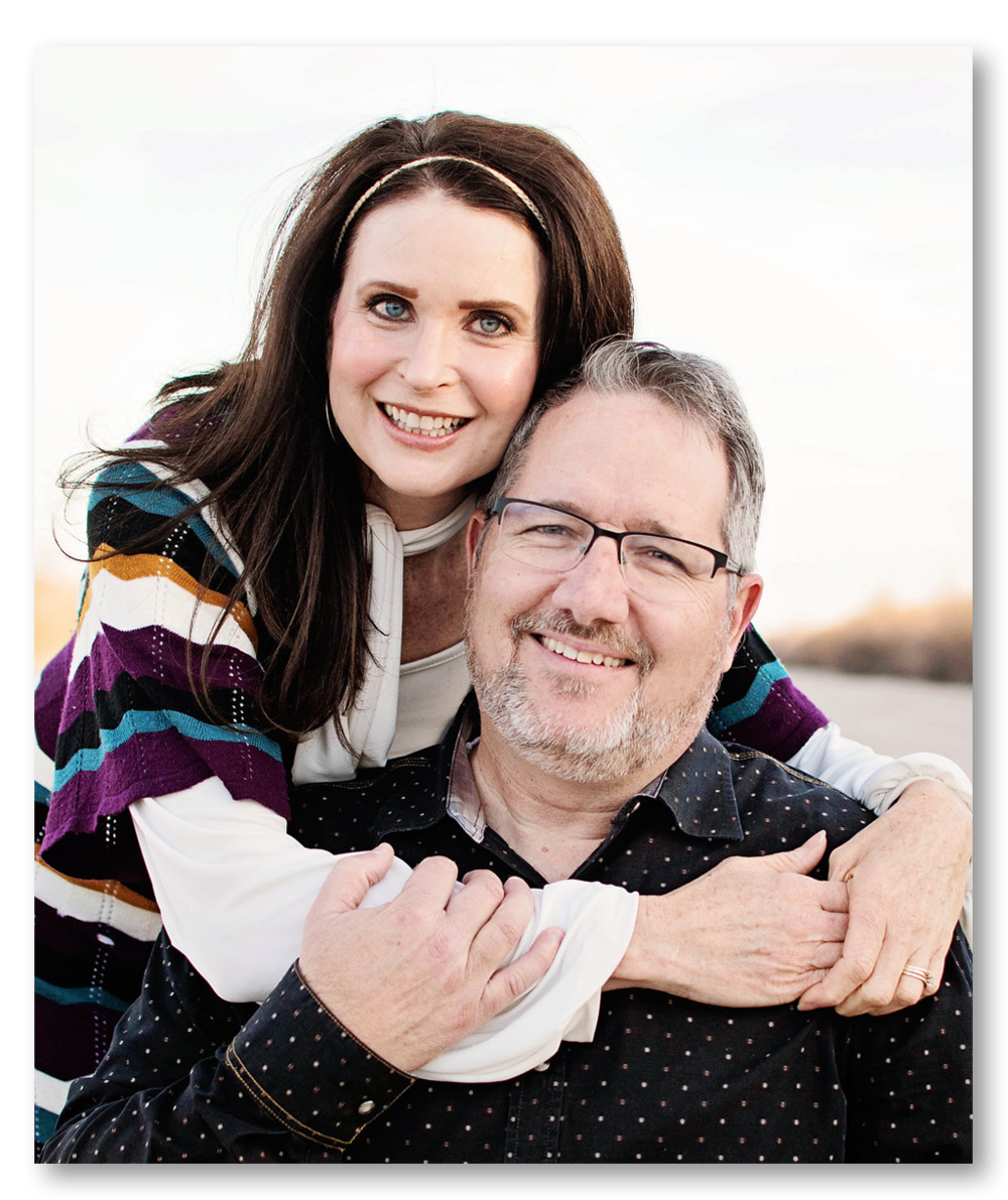 Mike and Cheryl - Mike and Cheryl Kolesar met and fell in love in El Paso, Texas.After his pastor's wife said,