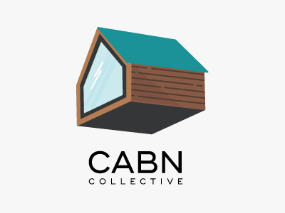 CONTENT: Logo Design  After working with Cinexin Studios on their first logo they hired me to created another logo for their second company  CABN Collective . This is the first round of iterations we ended up with the new more simplistic logo on the right.