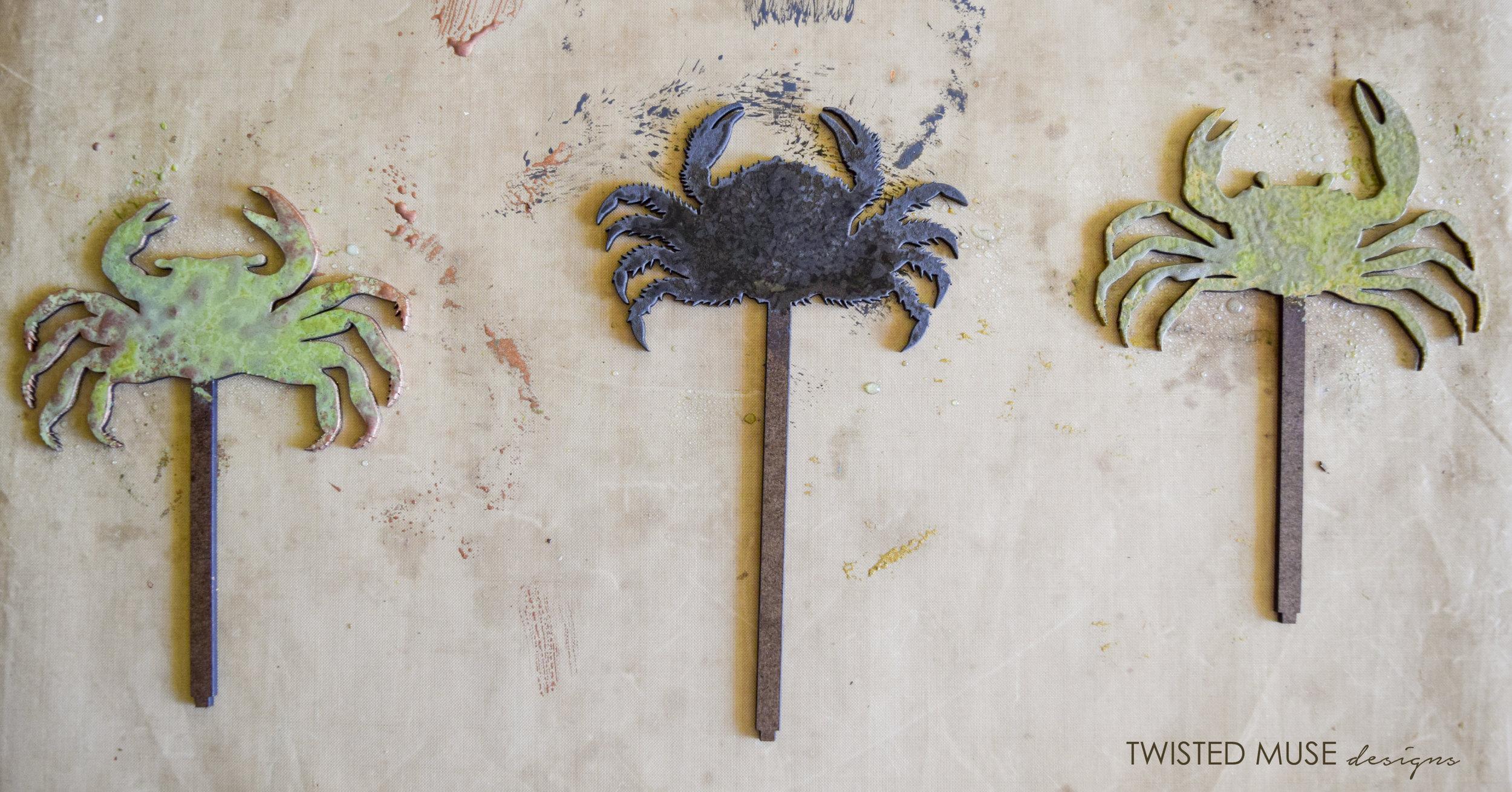 Crabs Step 1