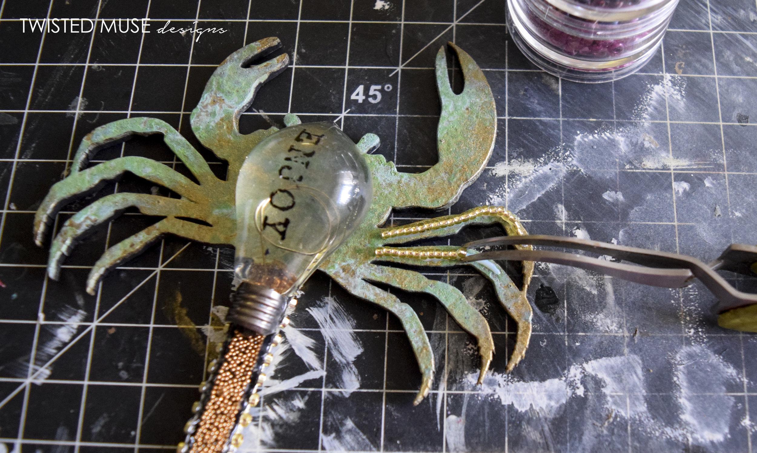 Crabs Step 5