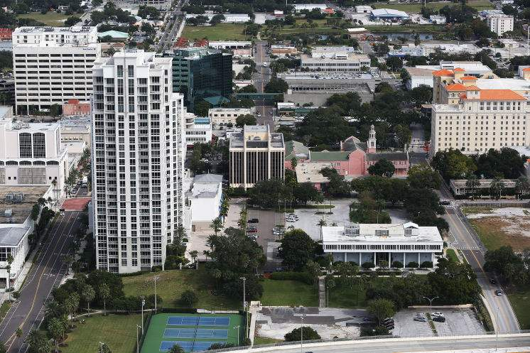 Scientology Plans Control of Downtown Clearwater for Retail Makeover | Tampa Bay Times