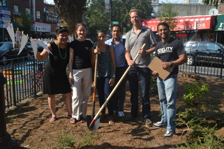Improving a Community Gathering Space | People Make Parks