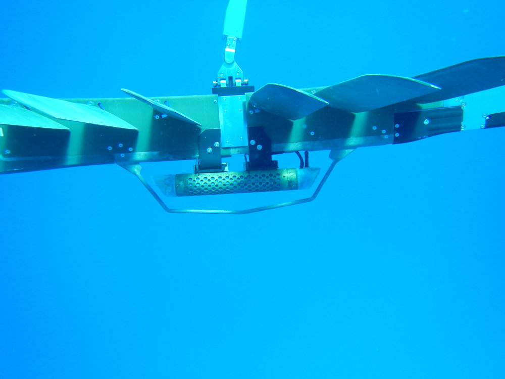 HUMPACS West  EPDM Fiberglass Reinforced Hydrophone Mount