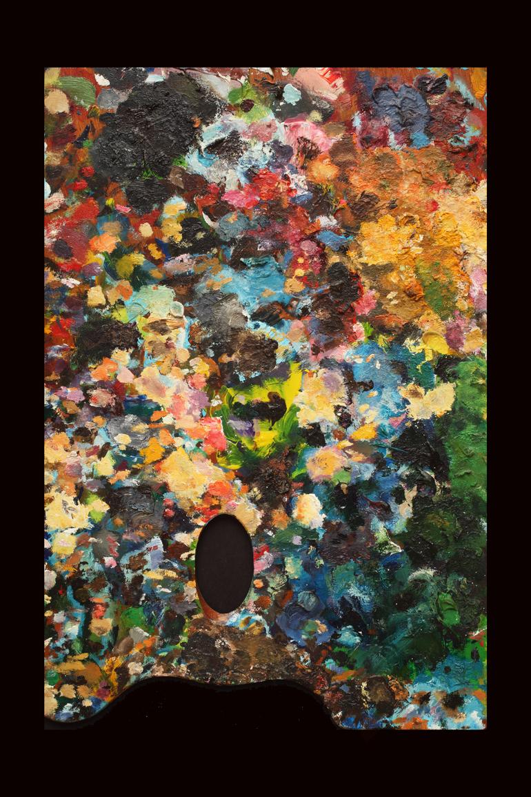 Gardens - 14x10 Oil
