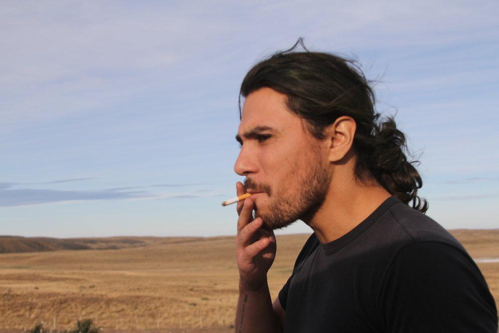 yo en patagonia.JPG