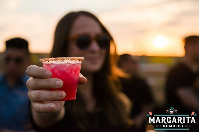 The BEST way to celebrate #MargaritaMonday is by getting your #MargaritaRumble ticket today! 🌶