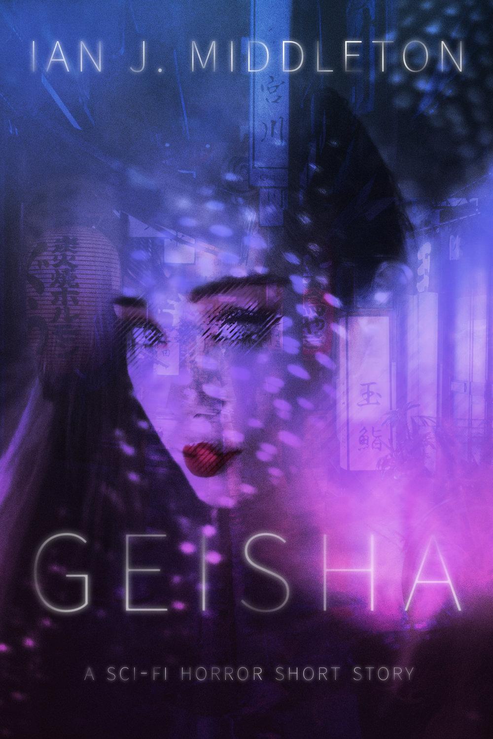 Ian J. Middleton Geisha Short Story