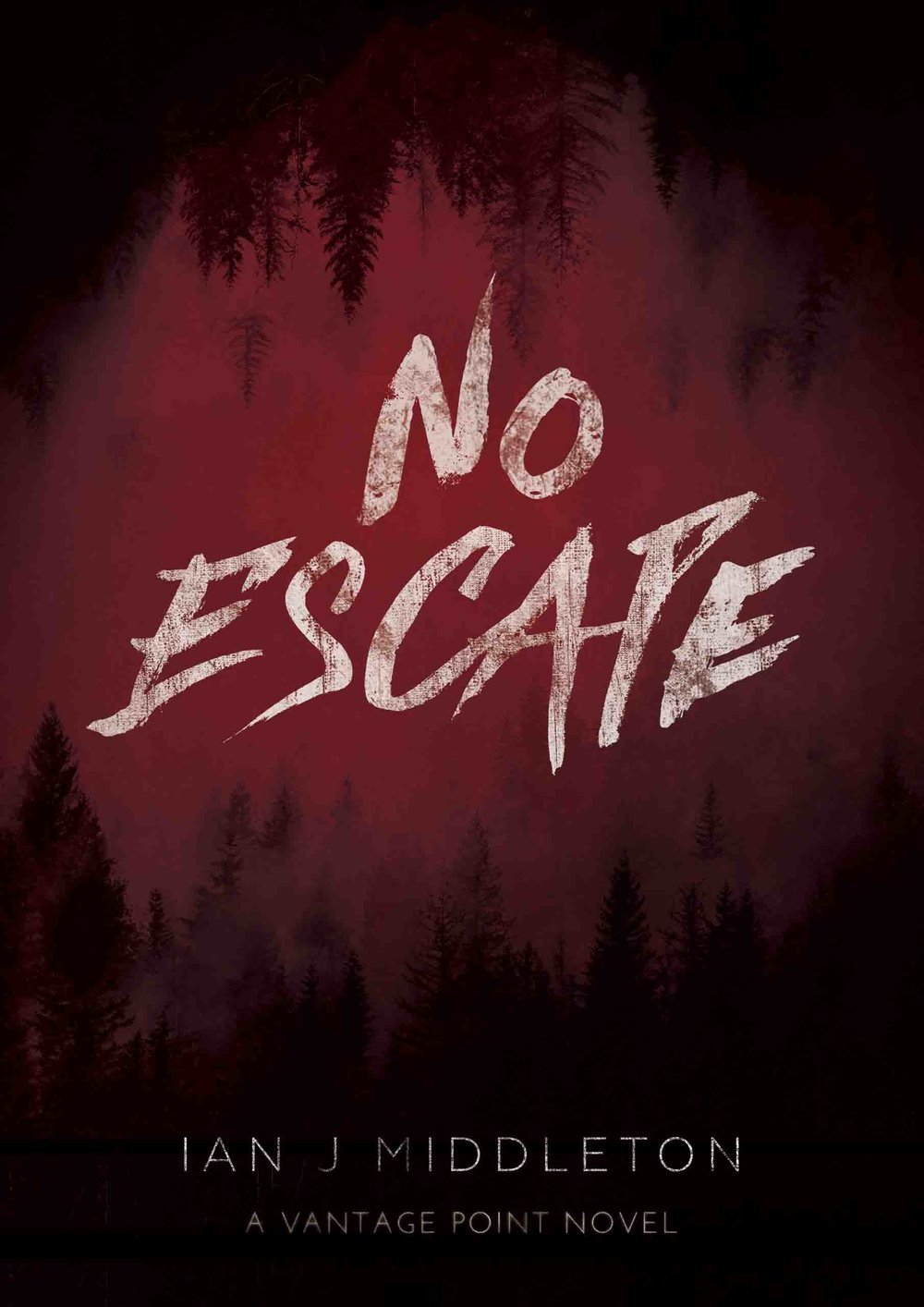No Escape - An unstable leader, three vulnerable teenagers, and a merciless forest.John moved to Vantage Point hoping for a fresh start. He had a new job, a new volunteer position with the local youth group 'The Young Adventurers', and a new place to call home. However, New Zealand is a small place, and news travels fast.When a weekend trip away with three members of The Young Adventurers is potentially cancelled, an opportunity arises for John to prove to himself, and the inhabitants of Vantage Point, that he's a changed man. But deep within the mysterious West Coast forest, a series of unfortunate events results in the group fighting for survival, forcing them to come to the unsettling realisation that sanctuary can be a curse, and fear is always close.Part 1 of the series, No Escape draws on inspiration from the stunning New Zealand scenery, Kiwi culture and the unforgiving wilderness to create a gripping and unsettling first installment into the dark world of Vantage Point – the small town that isn't known for its happy endings.