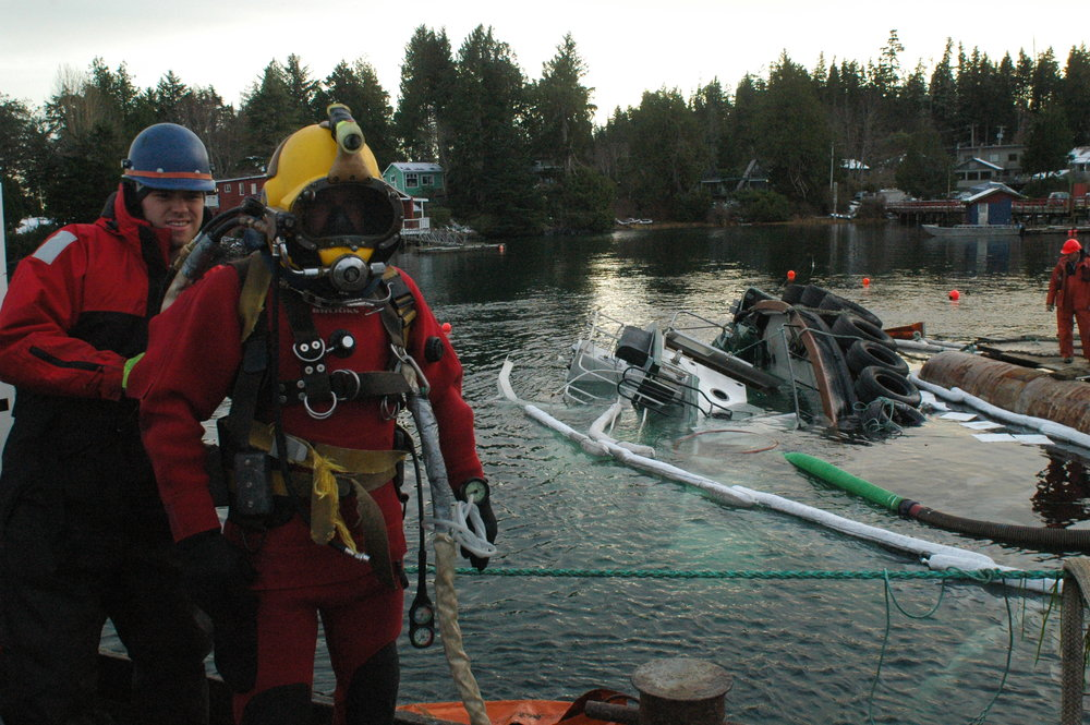 our team   From underwater construction to surveys and salvage, we've got you covered.   READ MORE