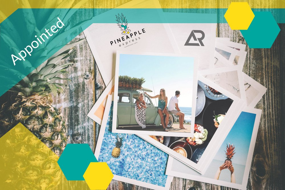 Pineapple Express Cafe Arkitek solutions Brisbane