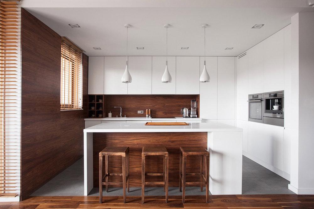 Imágenes de Cocinas Integrales | Diseños de Cocinas – K&H
