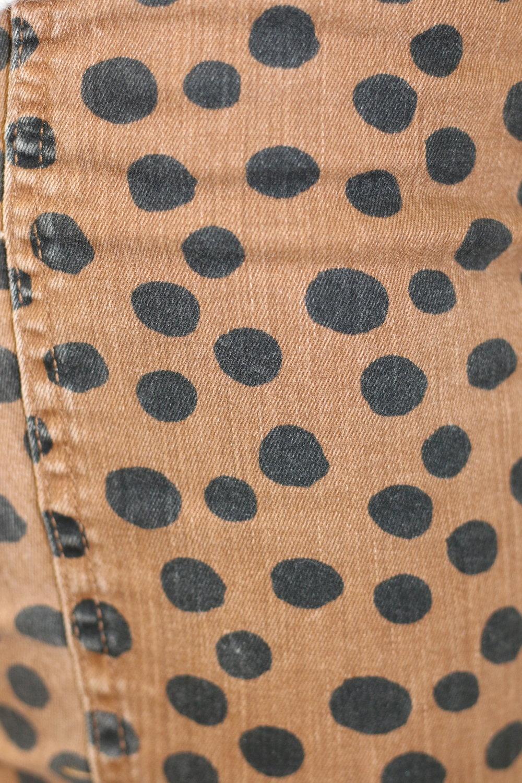 Madewell's Leopard Dot Print - Got the pants. Got the sweatshirt. Got the sweater dress. Woman of excess? YES.