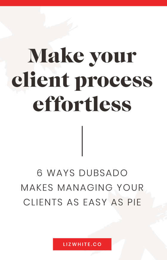 This client management system is a serious game changer. Dubsado makes managing clients easy. Here are 6 tips to help you make the most of it, plus grab a 20% off promo code and free trial!