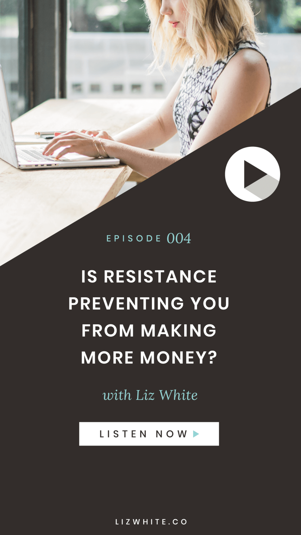 Money isn't actually about money at all, would you agree?  In this Money Making Maven podcast episode, let's dive in to what money is all about, specifically the role resistance plays in attracting money and sales.
