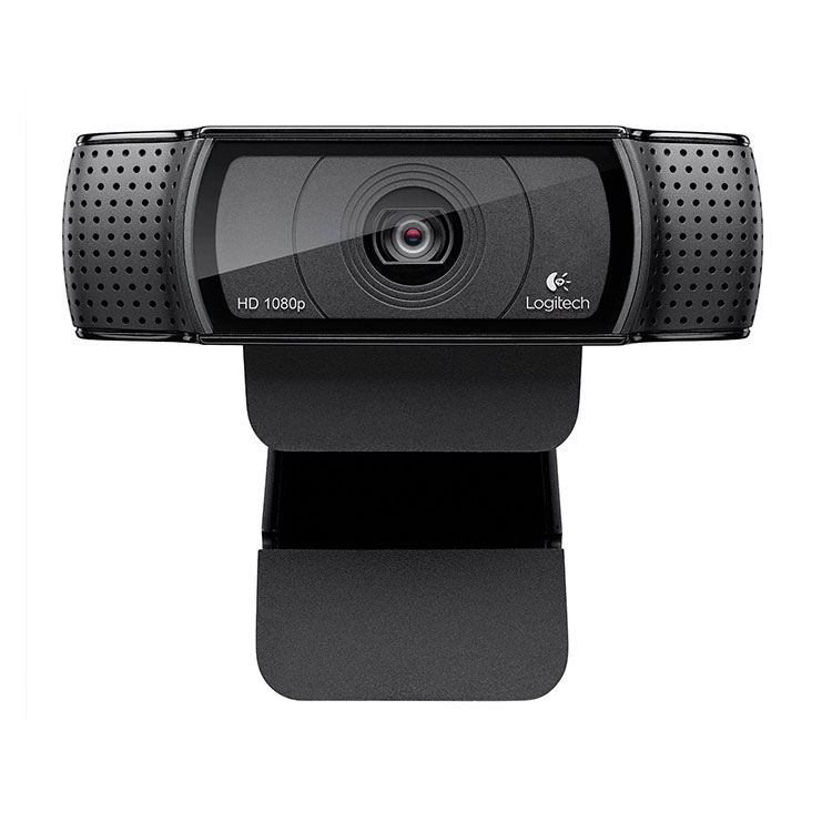 HD Webcam - Logitech C920