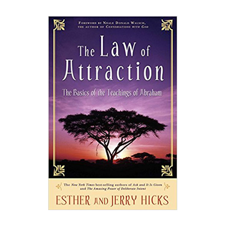 Law of Attraction - Get the audio book