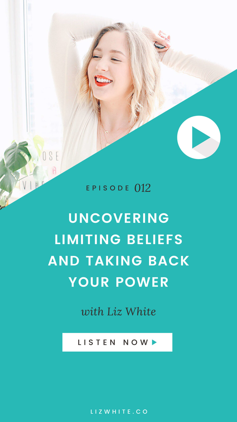 This episode dives into a major ah-ha moment I had about a limiting belief that was destroying my power and confidence, which in turn gave me back control over the TRUE narrative and understanding. TBH, I wasn't going to share this. But ignoring my ego is what I'm learning to do, and I know the message in this episode is meant to be shared.