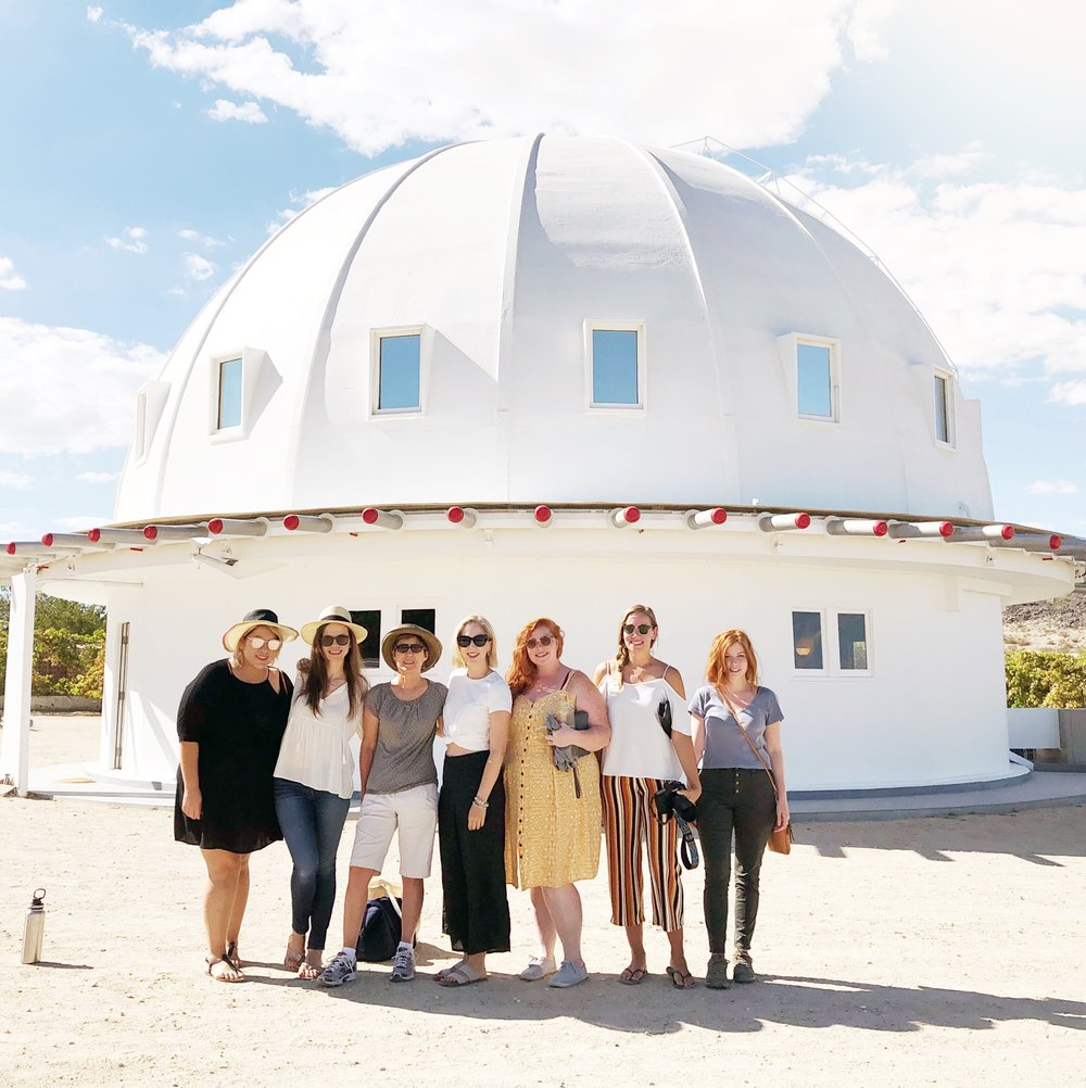 Integratron Soundbath - You will literally never experience a soundbath anywhere else like the one we'll be attending at the Integratron.