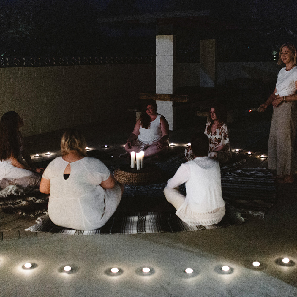 New Moon Ceremony - Get your ritual on in a gathering to celebrate the new moon in Aries.