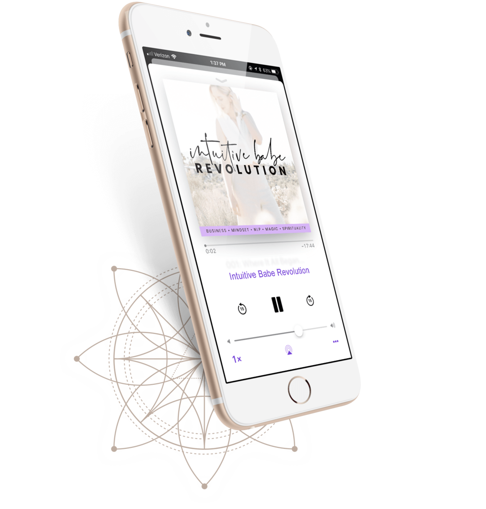 Intuitive Babe Revolution podcast -