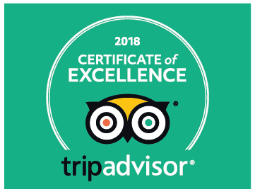 Check out our reviews on Trip Advisor  -