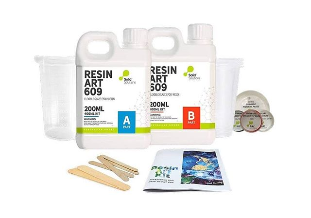 Lift the lid on your creativity for just $39.95 with these Resin Art starter kits!  Everything you need to produce amazing unique individual resin art pieces, all within a couple of hours!  Available in store or at,  https://www.ebay.com.au/itm/123583008854
