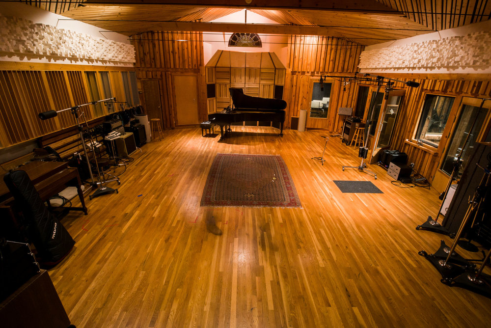 Ambient Recording – Live Room